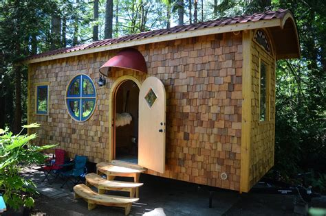 micro house music music box tiny house