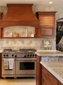 awesome pictures tile backsplashes kitchens kitchen travertine hgtv