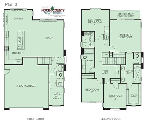 pacific ridge floor plans 3 altura at pacific ridge floor plans county new homes