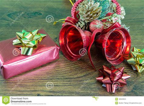 yellow soft christmas gift gift stock photo image 46522624