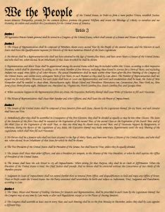 free printable us constitution free printable constitution founding documents