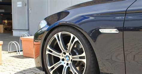 Bmw F11 Touring Tieferlegen by Tieferlegung F 252 R Bmw F10 Und F11 Mit