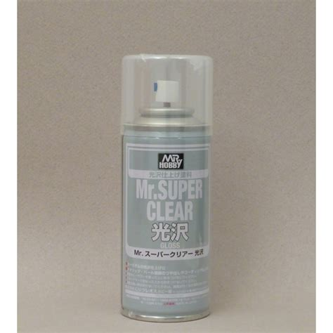 Mr Spare Bottle 80 Ml Mr Hobby gunze sangyo mr hobby mr clear b 513 gloss spray