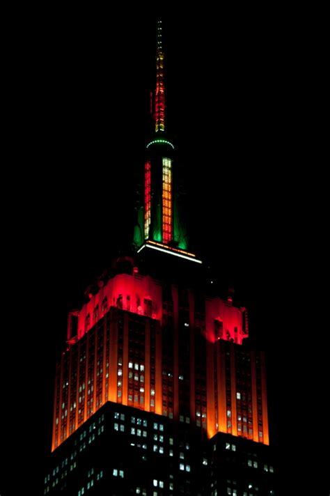 Empire State Building Lights Schedule by Tower Lighting 2016 11 24 00 00 00 Empire State Building