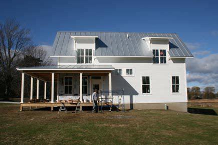 small farmhouse designs a smaller modern farmhouse in vermont small house style