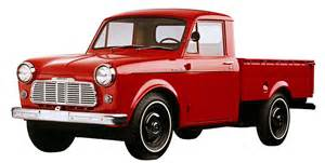 Smallest Size Truck by 1000 Images About Micro Trucks On Fiat 600
