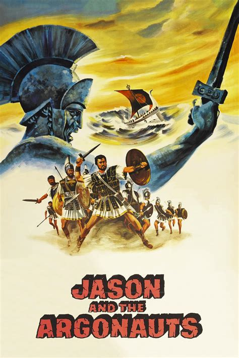 The Argonauts jason and the argonauts 1963 posters the