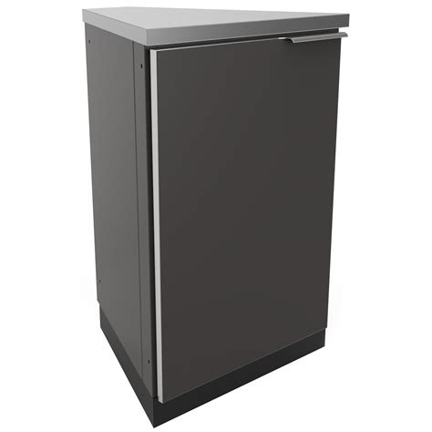 outdoor kitchen corner cabinet newage products outdoor kitchen 45 176 corner cabinet
