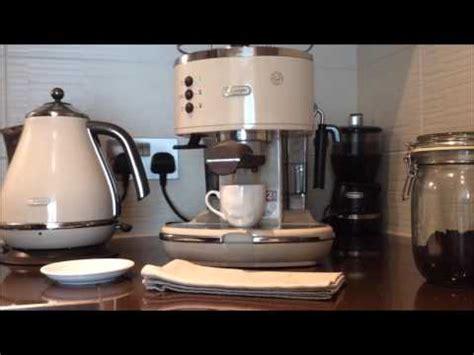 delonghi coffee maker espresso icona vintage ecov 311 bg