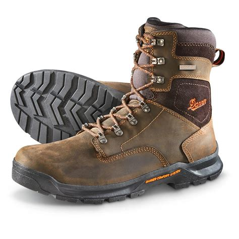 mens composite toe work boots danner s crafter composite toe waterproof work boots