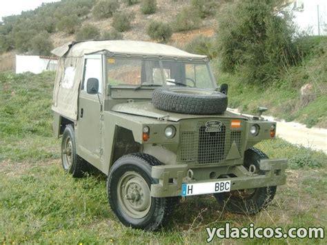 land rover santana 88 land rover santana 88 ligero militar truck 4x4