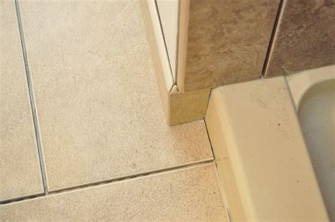 Baseboard Height how to tile a bathroom shower walls floor materials