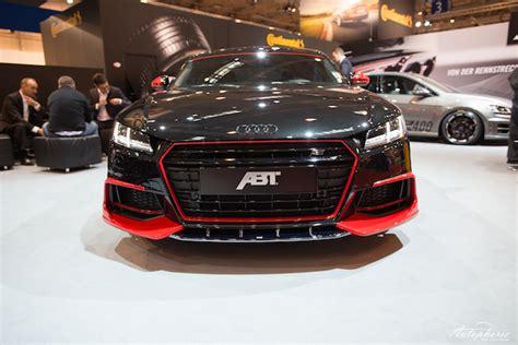 Audi Tt Chip Tuning by Audi Tt Von Abt Sportsline Leistet So Viel Wie Audi Tts