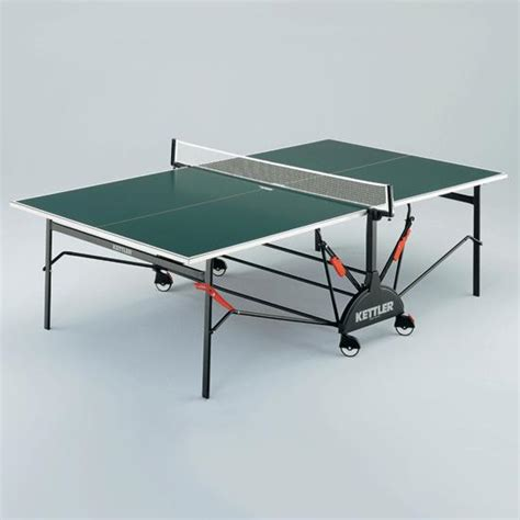 kettler nordkap roll a way playback table tennis