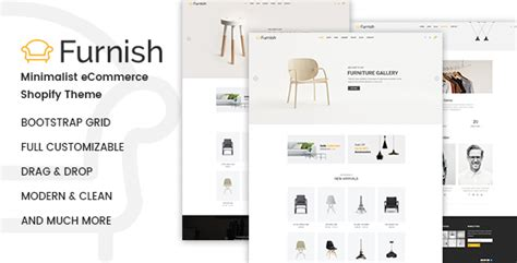 shopify themes breadcrumb furnish minimalist shopify theme nulled download