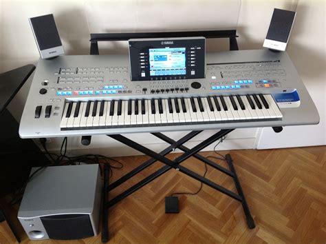 Keyboard Yamaha Tyros 4 Yamaha Tyros 4 Image 667057 Audiofanzine