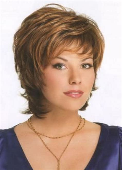 pictures of stylish medium shag haircuts for 50 short shaggy hairstyles for women over 50