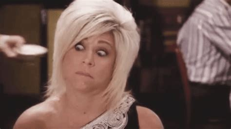 why isnt theresa caputos mother on the tv show what it feels like to watch quot long island medium quot