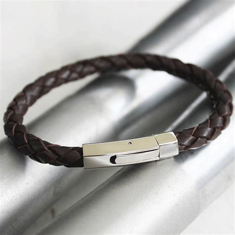 s leather bracelet by zamsoe notonthehighstreet