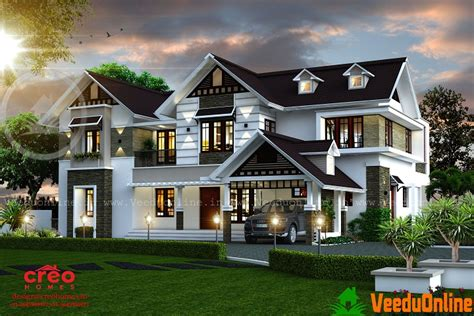 4 bhk traditional style house plan details architecture beautiful 3974 sq ft 4 bhk kerala home design veeduonline