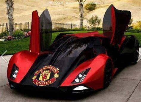 Car Set 9 In 1 Motif Mencester United manchester united car i want this now