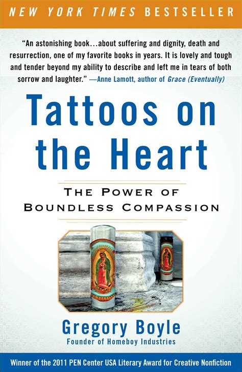 the tattooed heart novel gregory boyle official publisher page simon schuster