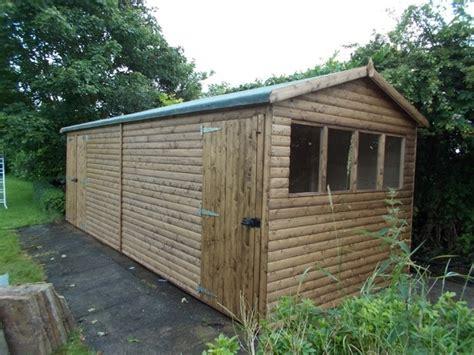sherwood shed company garden sheds in nottingham ng6 0ga