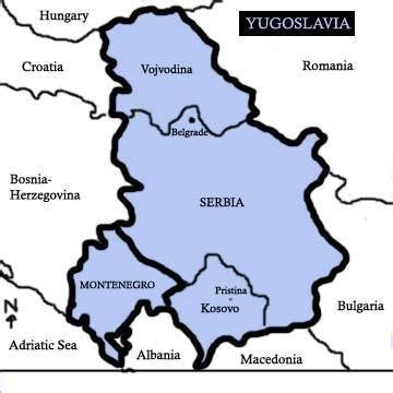Serbia Vs Thåy S The Us In Kosovo