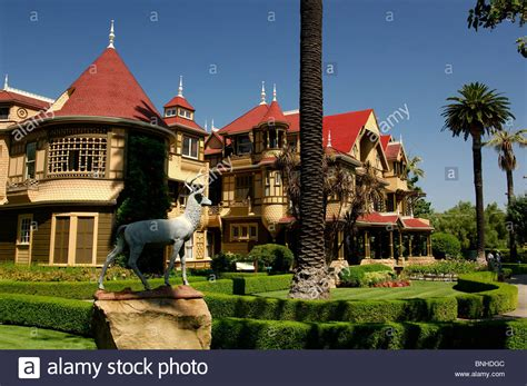 Winchester House San Jose by Usa San Jose California Winchester Mystery House Mansion