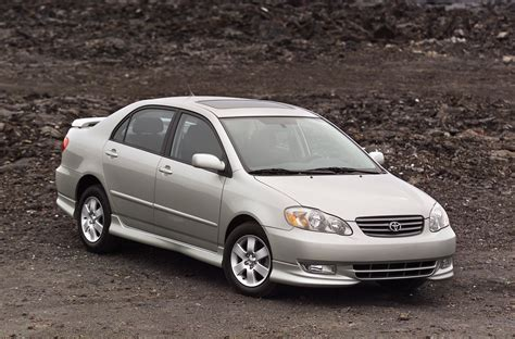 how to learn everything about cars 2006 toyota sienna electronic valve timing 2003 2006 toyota corolla photo gallery autoblog