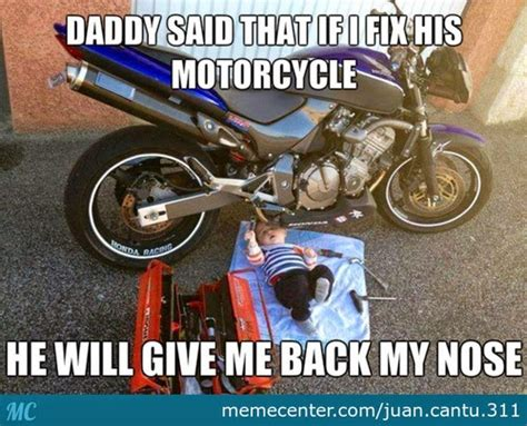 Biker Memes - motoblogn motorcycle meme collection