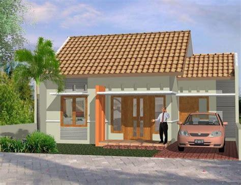 bentuk rumah sederhana ukuran    berkonsep minimalis modern renovasi rumahnet
