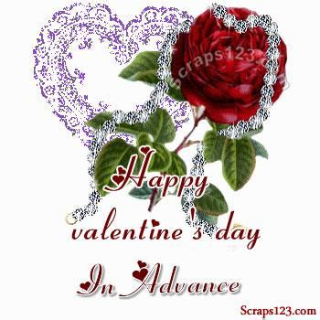 advance valentines day images advance status and cover pic