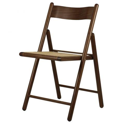 sedie pieghevoli legno sedia pieghevole legno con sedile in paglia di vienna