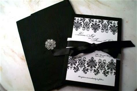 Wedding Invitations Black And White by Tomato Black And White Wedding Theme