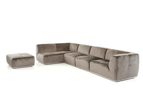 grey sofa sectional contemporary grey fabric sectional sofa vg389 fabric