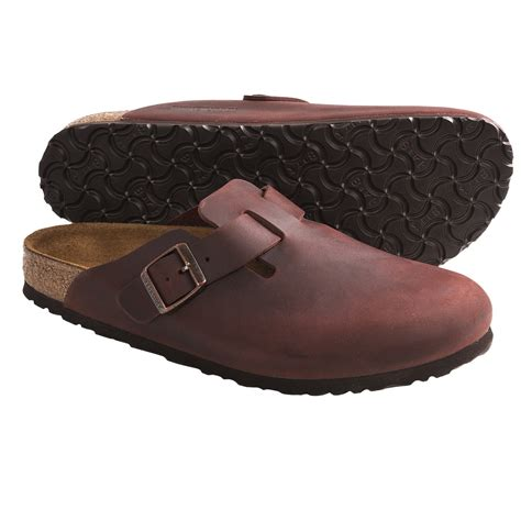 birkenstock clogs for birkenstock boston clogs leather for and