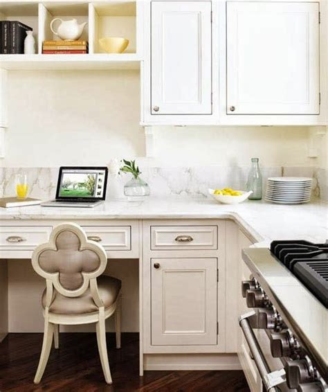 kitchen desk ideas 30 functional kitchen desk designs
