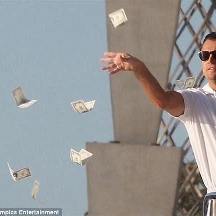 Money Meme - wolf of wall street throwing money www pixshark com