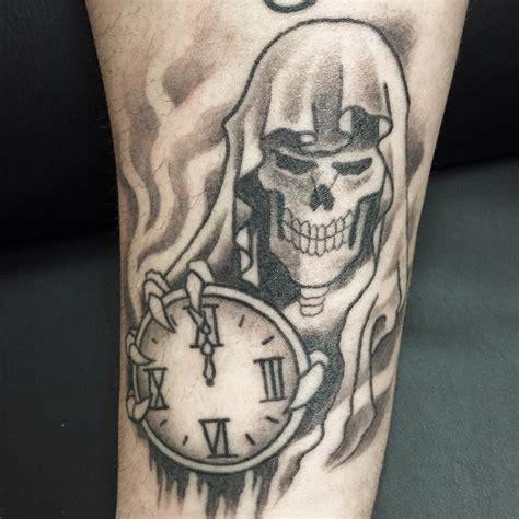 small grim reaper tattoos 95 best grim reaper designs meanings 2019