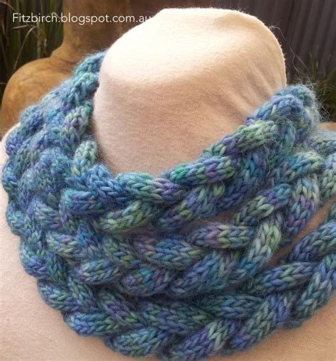 knit braid pattern fitzbirch crafts braided cowl free pattern if