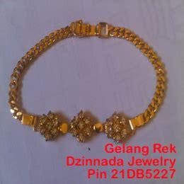 Dijual Cincin Jual Perhiasan Imitasi Anting Gelang Kalung Xuping 3 gelang rex murah produsen perhiasan imitasi lapis emas sepuhan pengrajin perhiasan