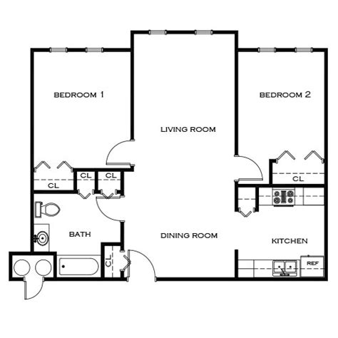 Parkview Apartments Floor Plan by Parkview Apartments Floor Plan Ourcozycatcottage Com