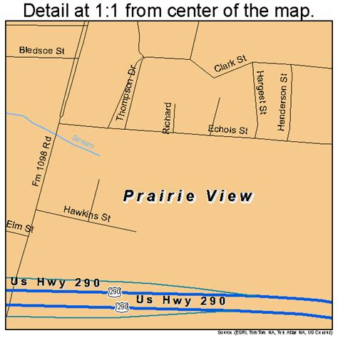 prairie view texas map prairie view texas map 4859336