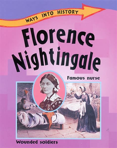 a picture book of florence nightingale the school