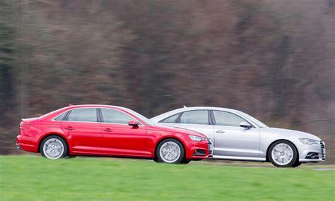 Vergleich Audi A4 A6 by Audi A4 3 0 Tdi A6 3 0 Tdi Vergleich Bild 20
