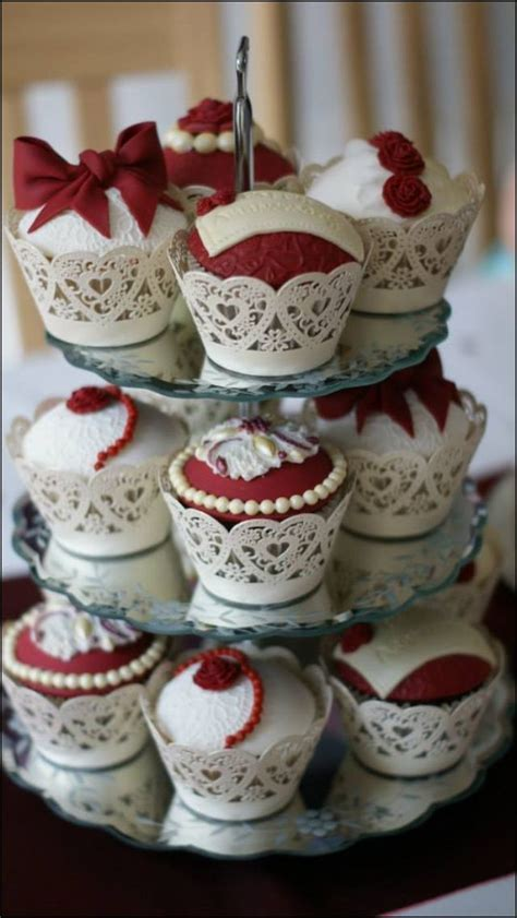 70 best images about Anniversary   Cupcakes on Pinterest