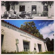 La Jolla Post Office by La Jolla History On San Diego Gliders And
