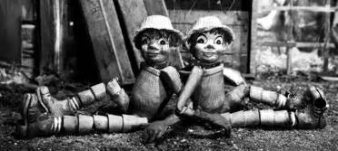As with andy pandy the creative forces behind bill and ben were