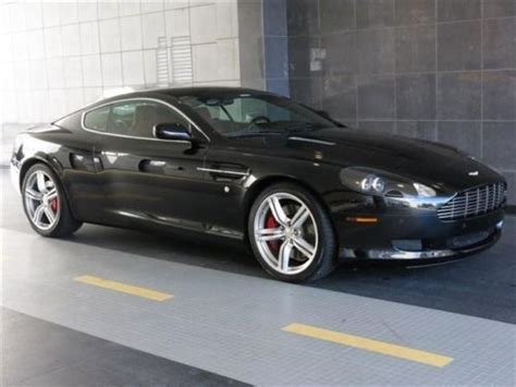 Aston Martin Warranty by Find Used 2007 Aston Martin Db9 With Aston Martin Cpo